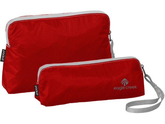 Eagle Creek Specter Wristlet Set volcano red
